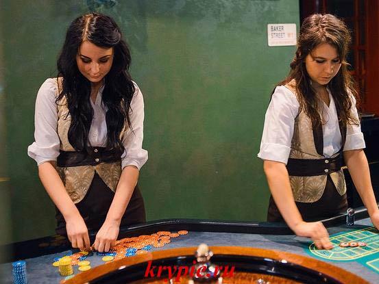 Казино с живыми дилерами - Live казино